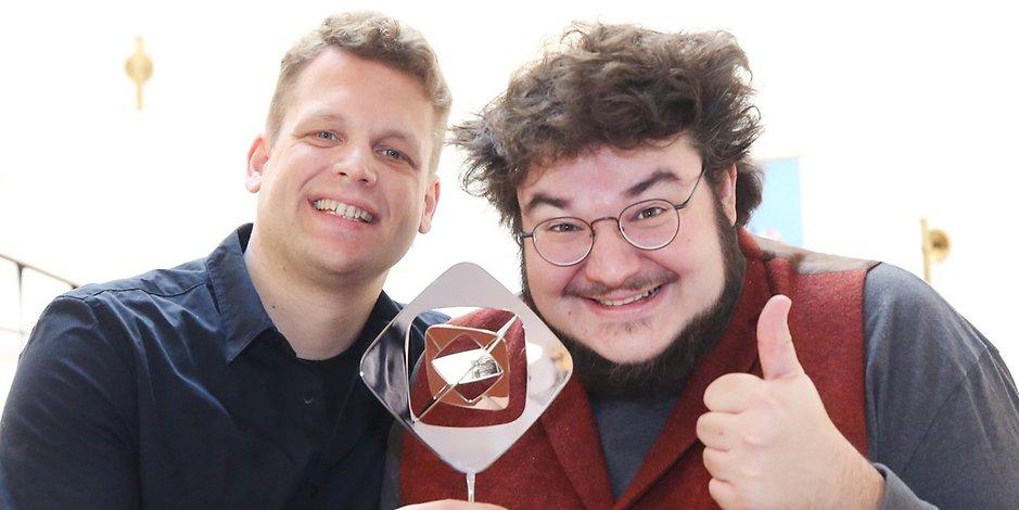 Ranisch receives Grimme-Preis